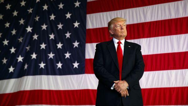 Президент США Дональд Трамп, архивное фото - Sputnik Таджикистан
