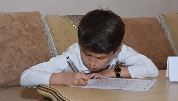 Школьник - Sputnik Таджикистан
