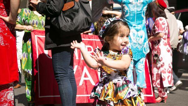 Персидский парад в Нью-Йорке - Sputnik Таджикистан