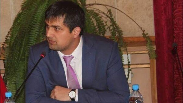 Хурсанд Хуррамов - Sputnik Таджикистан