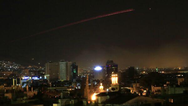 США нанесли ракетный удар по Сирии - Sputnik Таджикистан