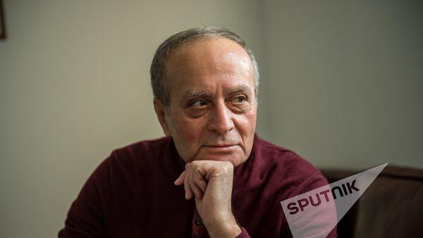 Сергей Баблумян  - Sputnik Таджикистан