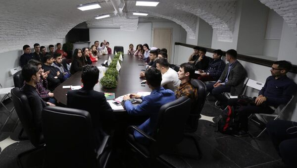 Общество студентов Таджикистана (МОСТ), архивное фото - Sputnik Тоҷикистон