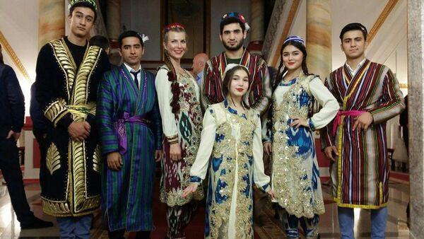 Общество студентов Таджикистана МОСТ, архивное фото - Sputnik Тоҷикистон