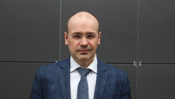 Президент Фонда национальной энергетической безопасности Константин Симонов, архивное фото - Sputnik Тоҷикистон