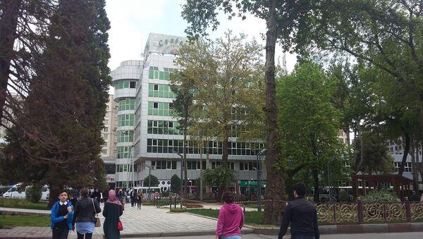 Торговый центр Садбарг в Душанбе - Sputnik Таджикистан