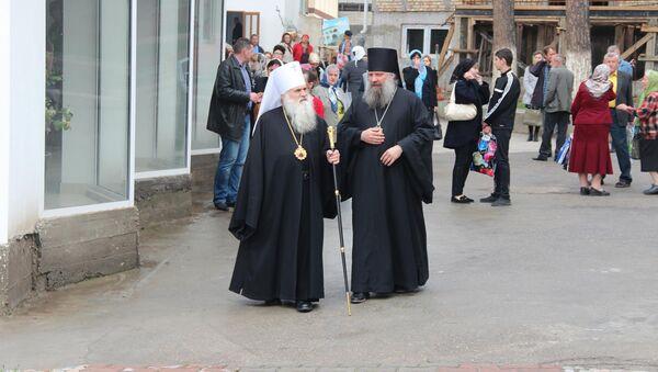 Митрополит Викентий посетил Душанбинскую епархию - Sputnik Таджикистан