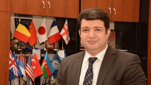 Муслим Ибрагимов - Sputnik Таджикистан