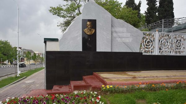 Литературный музей Садриддина Айни, архивное фото - Sputnik Тоҷикистон