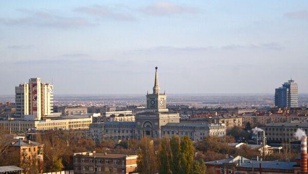 Город Волгоград, архивное фото - Sputnik Таджикистан