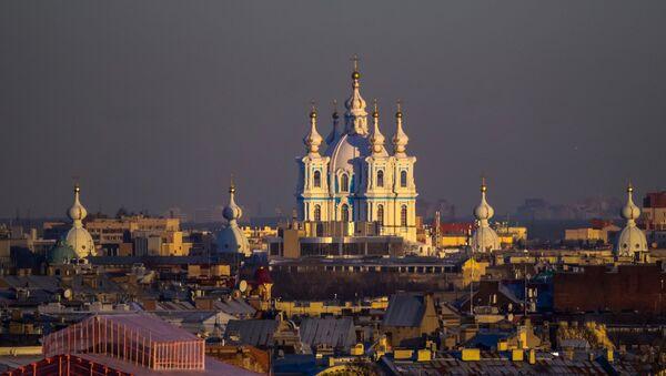 Город Санкт-Петербург, архивное фото - Sputnik Таджикистан