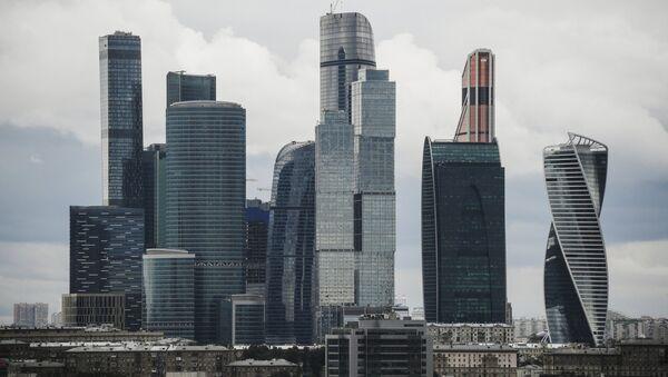 Международный деловой центр Москва-Сити, архивное фото - Sputnik Таджикистан