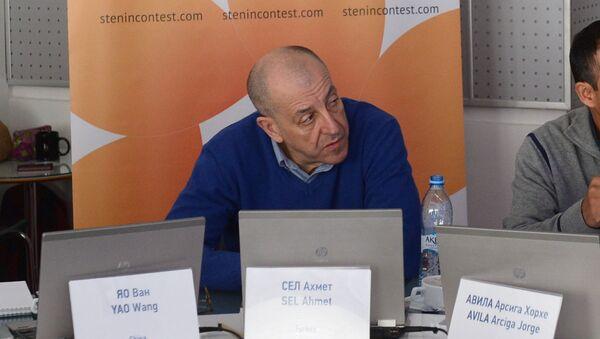 Руководитель отдела фото- и видеоновостей агентства Анадолу (Anadolu Ajansi), старейшего и крупнейшего в Турции - Sputnik Таджикистан