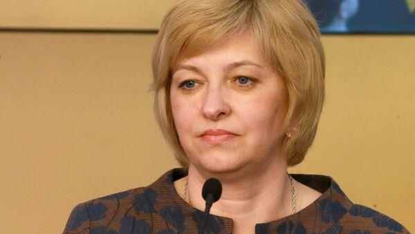 Елена Цунаева, архивное фото - Sputnik Таджикистан