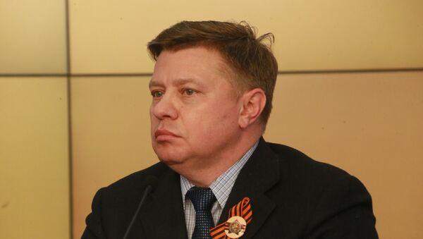 Член центрального штаба всероссийской организации общественного движения Борис Левитский - Sputnik Таджикистан