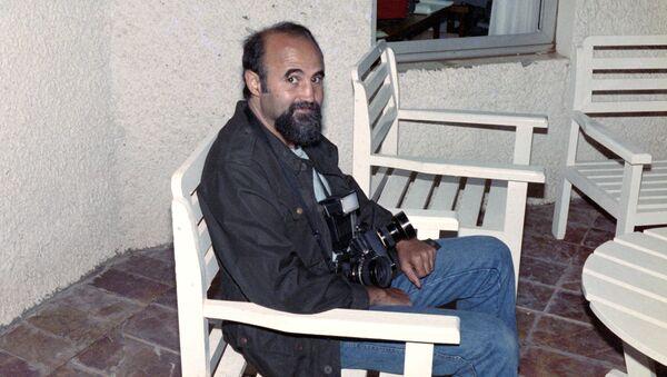 Фотограф Аббас Аттар 1988, архивное фото - Sputnik Таджикистан