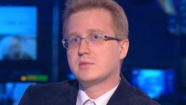 Ведущий эксперт Фонда Национальной энергетической безопасности Станислав Митрахович - Sputnik Таджикистан