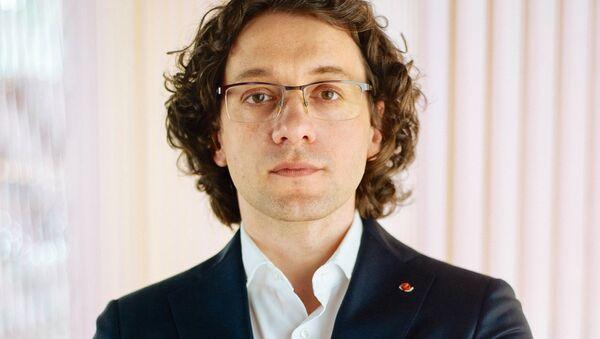 Артур Гараганов, психолог - Sputnik Таджикистан