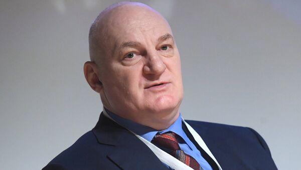 Президент Российской ассоциации криптовалют и блокчейна (RACIB) Юрий Припачкин - Sputnik Таджикистан