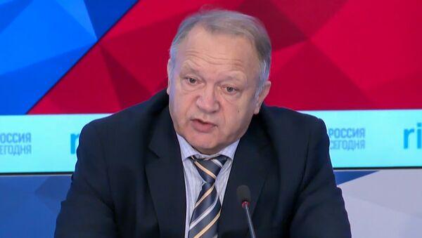 Вячеслав Холодков - Sputnik Таджикистан