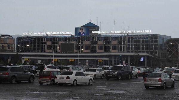 Аэропорт в Душанбе, архивное фото - Sputnik Тоҷикистон