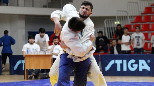 Чемпионат по таджикской национальной борьбе, архивное фото - Sputnik Таджикистан