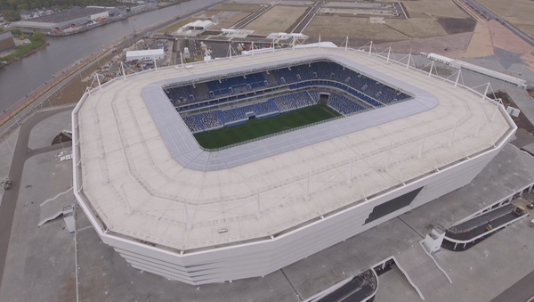 Стадион Калининград - Sputnik Таджикистан