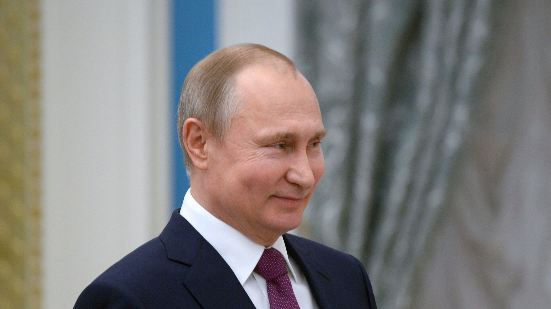 Президент РФ В. Путин, архивное фото - Sputnik Таджикистан, 1920, 13.09.2021
