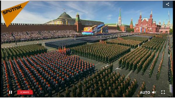 СПУТНИК_LIVE: Военный парад в честь 73-й годовщины Победы в Великой Отечественной войне - Sputnik Тоҷикистон
