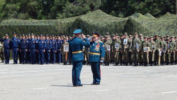 Праздничные мероприятия, посвященные 9 мая, в Таджикистане - Sputnik Таджикистан