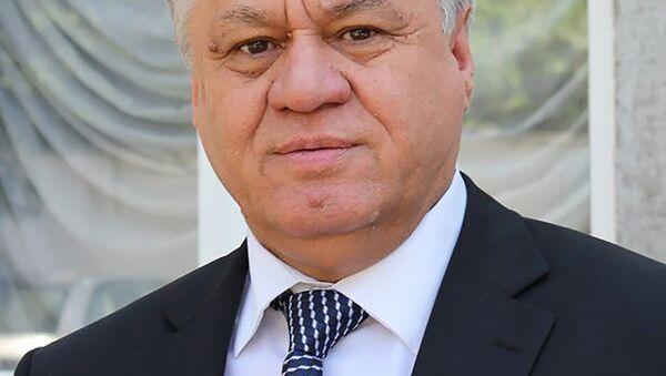 Глава Торгово-промышленной палаты РТ Шариф Саид, архивное фото - Sputnik Тоҷикистон