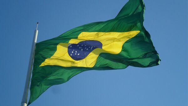 Флаг Бразилии, архивное фото - Sputnik Таджикистан