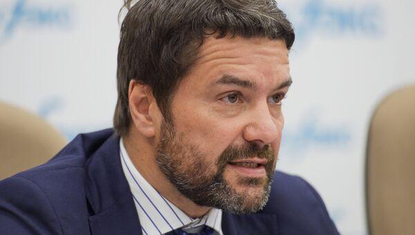 Депутат Государственной думы РФ Александр Ющенко - Sputnik Таджикистан