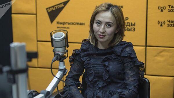 Жибек Шарапова - Sputnik Таджикистан