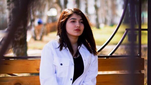 Мехрона Гайбуллоева о поклонниках в Душанбе - Sputnik Таджикистан