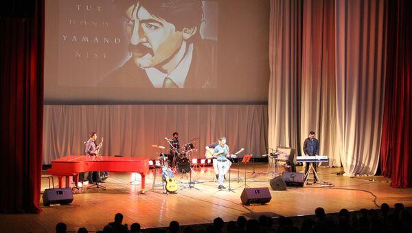 Концерт в честь памяти Лидуша Хабиба - Sputnik Тоҷикистон