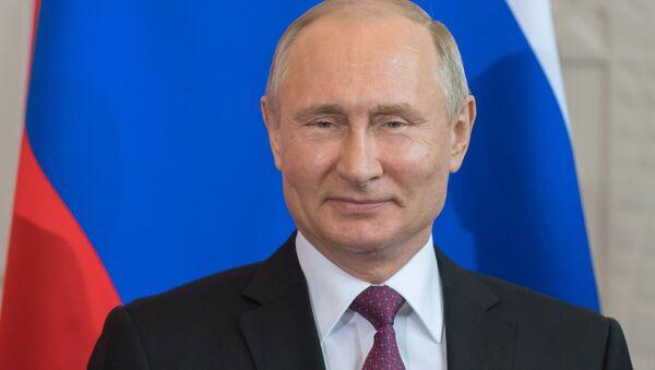 Президент России Владимир Путин, архивное фото - Sputnik Таджикистан