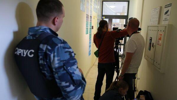 СБУ проводит обыск в офисе РИА Новости Украина - Sputnik Таджикистан