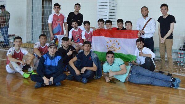 Сборная Таджикистана выиграла в чемпионате по мини-футболу Дружба народов - Sputnik Тоҷикистон