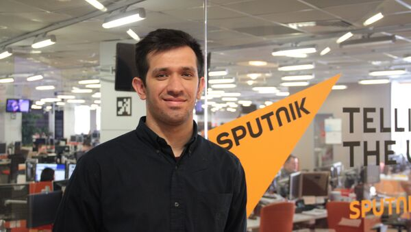 Даниель Рустамов, архивное фото - Sputnik Таджикистан
