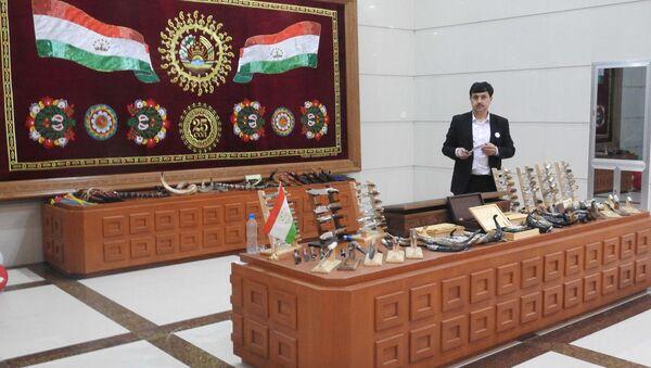 Национальный музей Таджикистана организовал акцию Ночь в музее - Sputnik Тоҷикистон