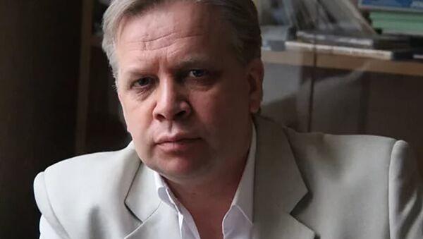 Олег Глазунов - Sputnik Таджикистан
