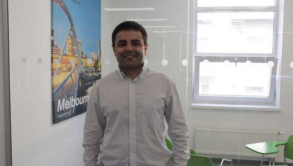 Наим Амонбеков, архивное фото - Sputnik Таджикистан