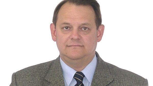 Владимир Беспалов - Sputnik Таджикистан