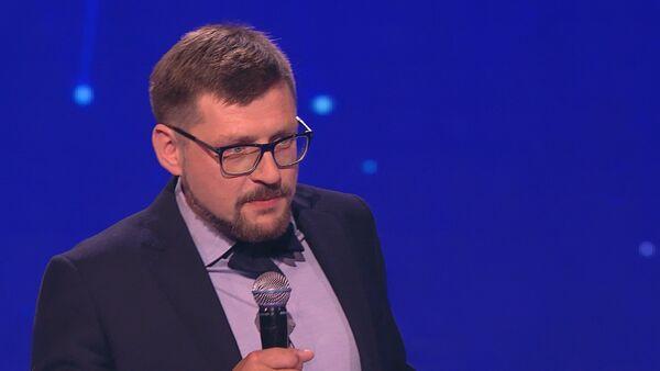 Заместитель главного редактора агентства Сергей Кочетков - Sputnik Таджикистан