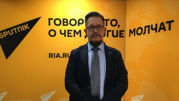 Политолог Александр Асафов - Sputnik Таджикистан