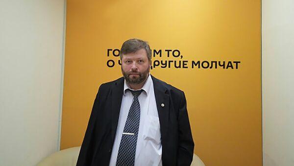 Член корреспондент РАН Петр Завьялов - Sputnik Таджикистан