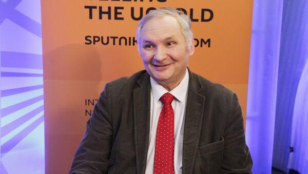 Политолог Андрей Суздальцев - Sputnik Таджикистан
