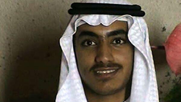Сын Усамы Бен Ладана , Хамза Бен Ладен, архивное фото - Sputnik Таджикистан