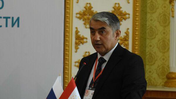 Тоджиддин Джуразода, архивное фото - Sputnik Таджикистан